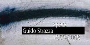 Guido Strazza Opere 1958-2008