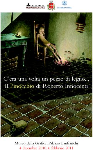 C'era una volta un pezzo di legno... Il Pinocchio di Roberto Innocenti