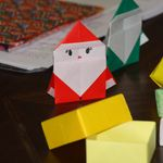 Origami a Natale 2013